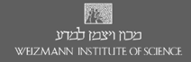 Logo Weizmann Institute of Science